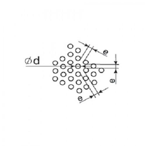 Фильтр чугунный сетчатый резьбовой ЮБС1710 (ду 40)