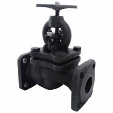 Клапан запорный фланцевый 15кч16п Ру25 кгс/см² Ду32