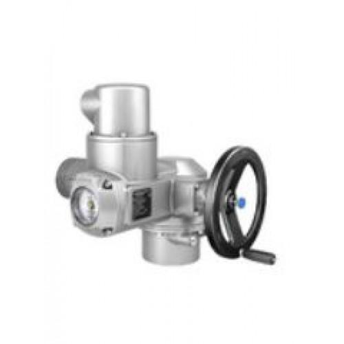 Электропривод auma 380В неполнооборотный для шаровых кранов и дисковых затворов