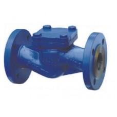 Клапан обратный подъемный фланцевый стальной ЮБС1612 (ду 15)