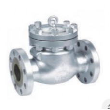 Клапан обратный поворотный фланцевый ЮБС1919 (ду 50)