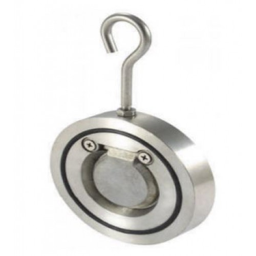 Клапан обратный одностворчатый межфланцевый ЮБС1934-01 (ду 200)