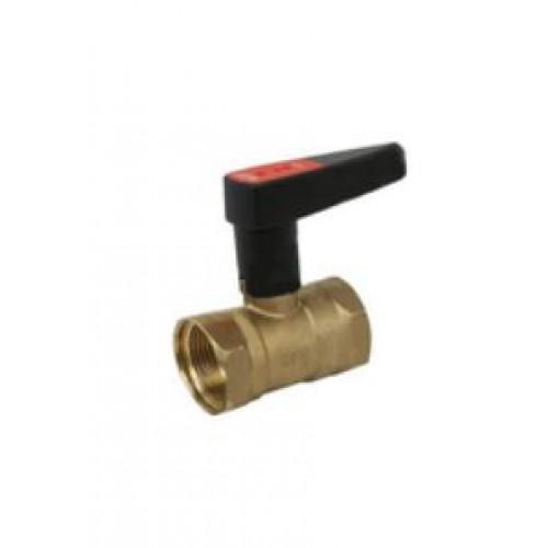 Клапан балансировочный латунный муфтовый Ballorex DRV (ду 20L)