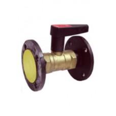 Клапан балансировочный латунный фланцевый Ballorex DRV (ду 15L)