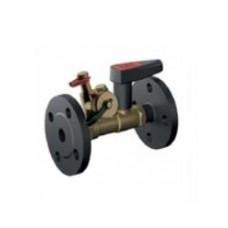 Клапан балансировочный латунный фланцевый Ballorex FODRV (ду 15H)