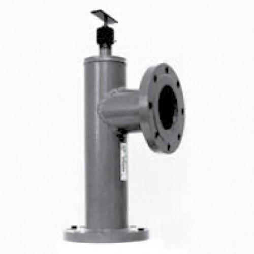Конденсатоотводчик термостатический тип: РКД (ду 15)
