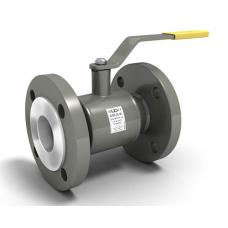 Кран шаровой равнопроходной стальной фланцевый LD (ду 100)