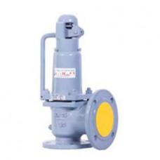 Клапан предохранительный пружинный фланцевый тип: 17ЛС28НЖ (ду 50)