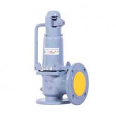 Клапан предохранительный пружинный фланцевый тип: 17С28НЖ (ду 50)